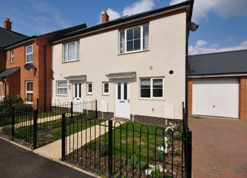 Thumbnail 2 bed end terrace house for sale in Harvest Way, Harleston