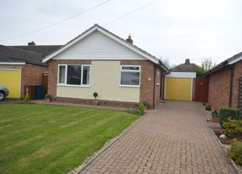 Thumbnail 2 bed bungalow to rent in Darby Avenue, Lichfield