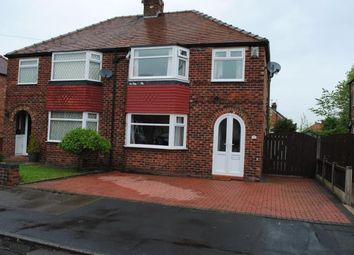 Thumbnail 3 bed semi-detached house for sale in Davies Avenue, Heald Green, Cheadle, Greater Manchester