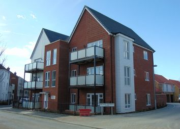 Thumbnail 2 bed flat to rent in Jack Dunbar Place, Ashford