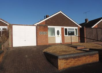 Thumbnail 2 bed detached bungalow to rent in Fairoak Avenue, Stafford