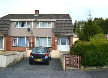 Thumbnail 3 bed semi-detached house for sale in Nash Avenue, Carmarthen