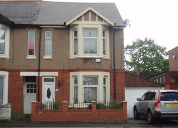 Thumbnail 4 bedroom semi-detached house for sale in St. Osburgs Road, Coventry
