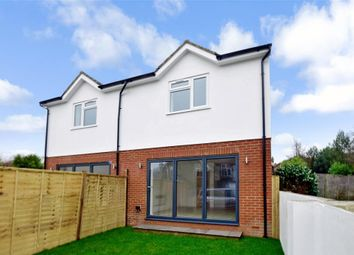 Thumbnail 2 bed semi-detached house for sale in Farningham Road, Crowborough, East Sussex