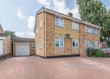 Thumbnail 4 bed semi-detached house for sale in Brantwood Rise, Banbury, Oxon