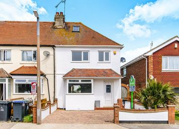 Thumbnail 2 bed semi-detached house for sale in Highgate Road, Whitstable