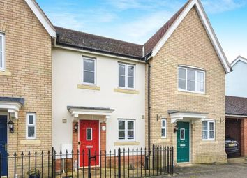 Thumbnail 2 bed terraced house for sale in Greenwell Road, Witham