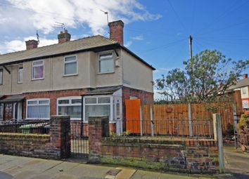 Thumbnail 3 bed end terrace house for sale in Muspratt Road, Seaforth, Liverpool