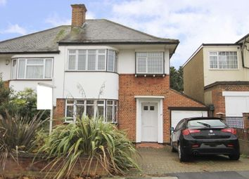 Thumbnail 3 bed semi-detached house for sale in The Ridgeway, Harrow
