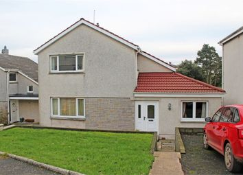 Thumbnail 4 bed detached house for sale in Jubilee Crescent, Stranraer, Dumfries And Galloway
