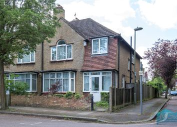 Thumbnail 4 bed end terrace house for sale in Elmhurst Avenue, East Finchley, London