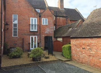 Thumbnail 2 bed flat to rent in Second Apartment, 38 High Street, Eccleshall, Stafford