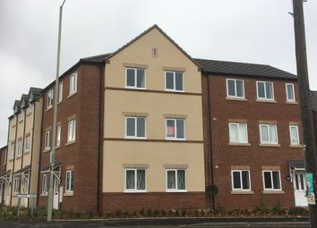 Thumbnail 2 bed flat to rent in Castle Street, Hadley, Telford