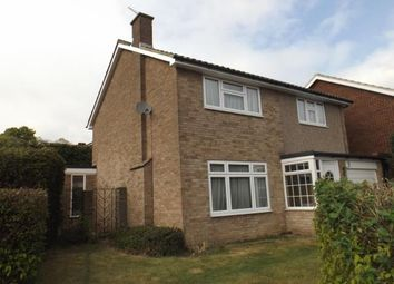 Thumbnail 3 bed detached house for sale in Woolhampton Way, Chigwell