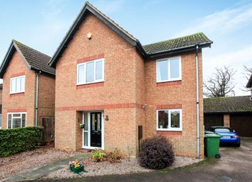 Thumbnail 4 bedroom detached house for sale in Derby Drive, Dogsthorpe, Peterborough
