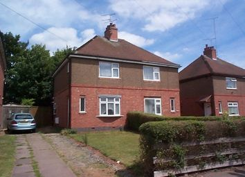 Thumbnail 3 bed semi-detached house to rent in Charter Avenue, Canley, Coventry, West Midlands