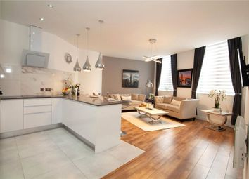 Thumbnail 2 bed flat to rent in The Lofts, Pennine House, 39-45 Well Street, Bradford