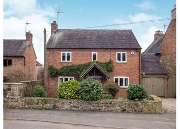Thumbnail 3 bed detached house for sale in Ingleby Road, Stanton-By-Bridge, Derby