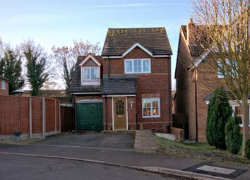 Thumbnail 3 bed detached house for sale in Chalkhill Barrow, Melbourn, Royston