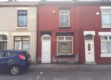 Thumbnail 2 bed terraced house to rent in Frodsham Street, Liverpool, Merseyside