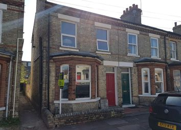 Thumbnail 3 bedroom terraced house to rent in Sedgwick Street, Cambridge