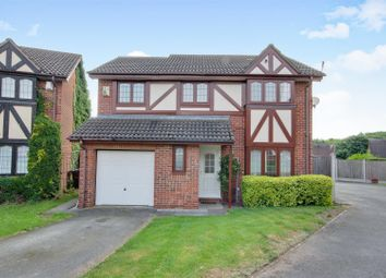 Thumbnail 4 bed detached house for sale in Dylan Thomas Road, Bestwood, Nottingham
