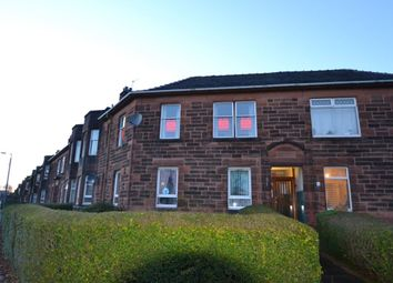 Thumbnail 2 bed flat to rent in Moness Drive, Glasgow