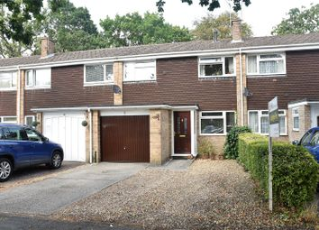 Thumbnail 3 bed terraced house for sale in Wellington Crescent, Baughurst, Tadley, Hampshire