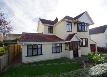 Thumbnail 3 bed detached house for sale in Franklyn Avenue, Braunton