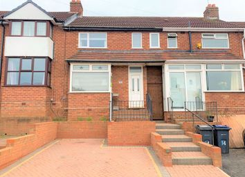 Thumbnail 3 bed terraced house for sale in Nuthurst Road, Northfield, Birmingham