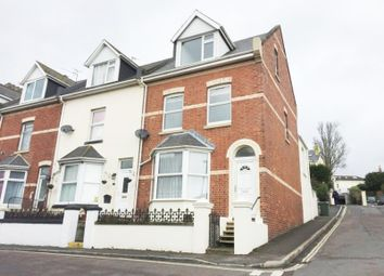 Thumbnail 4 bed terraced house to rent in Bitton Avenue, Teignmouth