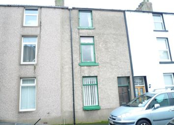 Thumbnail Terraced house for sale in 3 Kelly Street, Workington, Cumbria