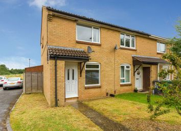 Thumbnail 2 bed end terrace house for sale in Cambrian Drive, Yate, Bristol