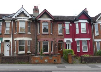 Thumbnail 3 bed terraced house to rent in Romsey Road, Shirley, Southampton