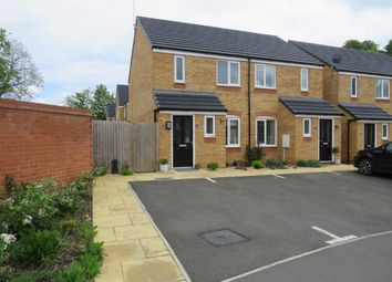 Thumbnail 2 bed semi-detached house for sale in Centenary Way, Raunds, Wellingborough