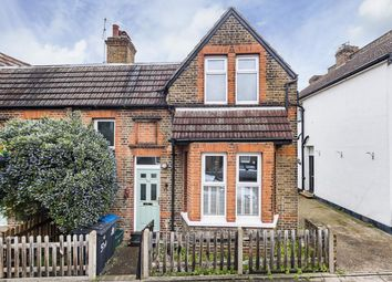 Thumbnail 2 bedroom semi-detached house to rent in Red Lion Road, Surbiton