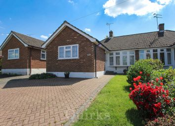 Thumbnail 2 bed semi-detached bungalow for sale in Newlands Road, Billericay