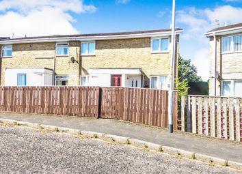 Thumbnail 2 bedroom flat for sale in Lindsey Close, Cramlington