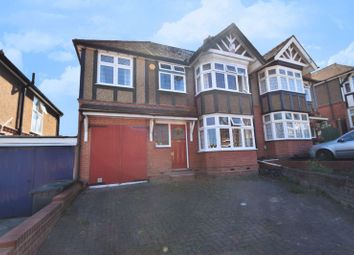 Thumbnail 4 bedroom semi-detached house for sale in Cutenhoe Road, Luton