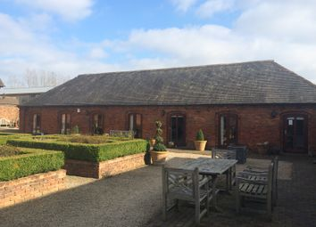 Thumbnail Office to let in The Long Barn, Hurley Hall, Nr Atherstone