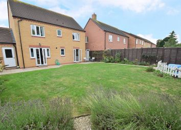 Thumbnail 4 bed detached house for sale in Oakley Meadow, Wem, Shrewsbury