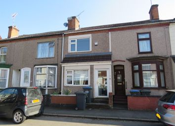 Thumbnail 2 bed terraced house for sale in Essex Street, Rugby