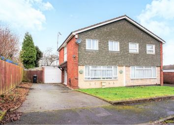 Thumbnail 3 bed semi-detached house for sale in Falcon Way, Dudley