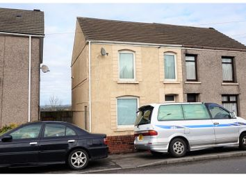 Thumbnail 3 bedroom semi-detached house for sale in Victoria Road, Waunarlwydd