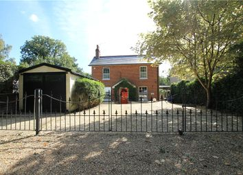 Thumbnail 4 bed detached house for sale in Water Lane, Bisley, Woking, Surrey