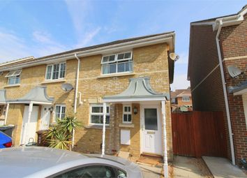 Thumbnail 2 bed end terrace house to rent in Puddingstone Drive, St Albans, Hertfordshire