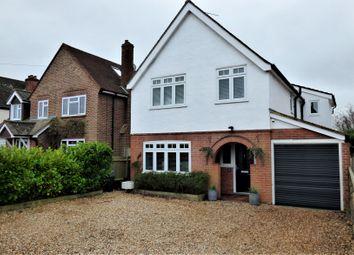 Thumbnail Detached house for sale in Matthewsgreen Road, Wokingham