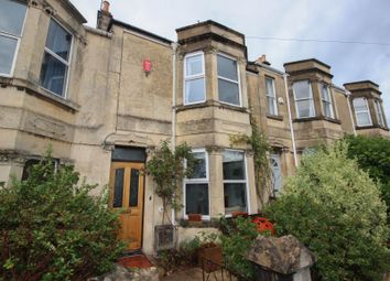 Thumbnail 4 bedroom terraced house to rent in Shaftesbury Road, Bath
