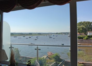 Thumbnail 2 bed flat for sale in Strand Court, Topsham, Exeter