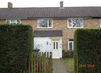Thumbnail 2 bed terraced house to rent in The Drive, Perry, Huntingdon